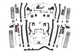 Long Arm Suspension Lift Kit w/Shocks 78550A