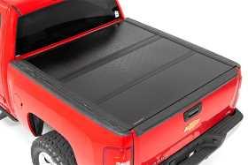 Hard Tri-Fold Tonneau Bed Cover