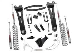 Radius Arm Lift Kit w/Shocks