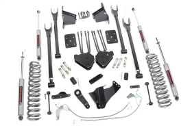 4-Link Suspension Lift Kit w/Shocks