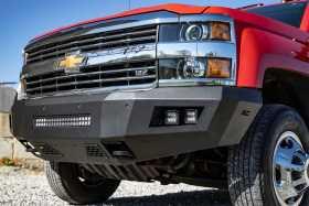 LED Front Bumper