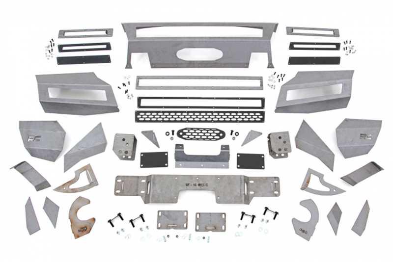 Led Bumper Kit 10792