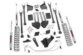 4-Link Suspension Lift Kit w/Shocks