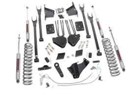 4-Link Suspension Lift Kit w/Shocks 565.20