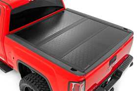 Hard Tri-Fold Tonneau Bed Cover