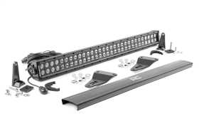 Hidden Bumper Black Series LED Light Bar Kit 70786