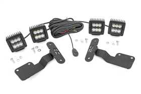 LED Lower Windshield Ditch Kit 70868