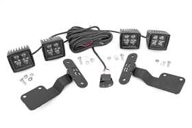 LED Lower Windshield Ditch Kit 70872