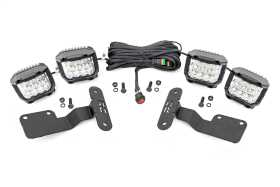 LED Lower Windshield Ditch Kit 70873