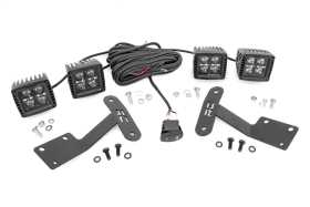 LED Lower Windshield Ditch Kit 70837