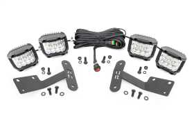 LED Lower Windshield Ditch Kit 70839