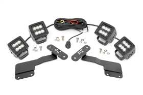 LED Lower Windshield Ditch Kit 70852