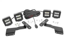 LED Lower Windshield Ditch Kit 70851
