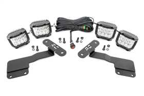 LED Lower Windshield Ditch Kit 70855