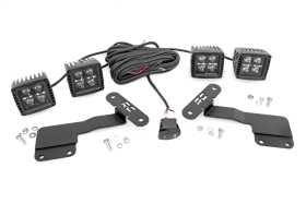 LED Lower Windshield Ditch Kit 70854