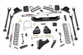 4-Link Suspension Lift Kit w/Shocks 52620