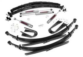Suspension Lift Kit w/Shocks 18630