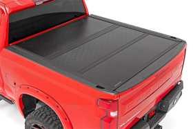 Hard Tri-Fold Tonneau Bed Cover 47120580