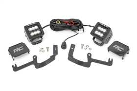 LED Lower Windshield Ditch Kit 70842