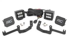 LED Lower Windshield Ditch Kit 70841