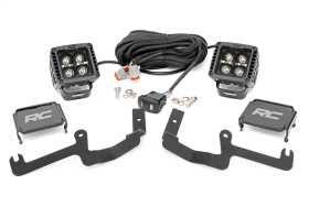 LED Lower Windshield Ditch Kit 70843