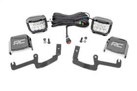 LED Lower Windshield Ditch Kit 70845