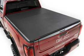 Soft Tri-Fold Tonneau Bed Cover