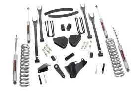 4-Link Suspension Lift Kit w/Shocks 580.20