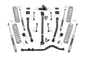 Stage 2 Lift Kit w/Shocks