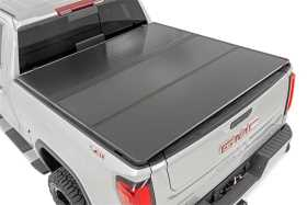 Hard Tri-Fold Tonneau Bed Cover 45214550