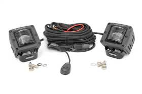 Cree SAE LED Fog Light Kit