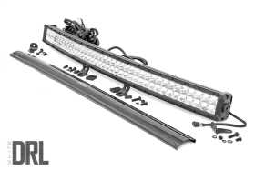 Cree Chrome Series Curved LED Light Bar 72940D