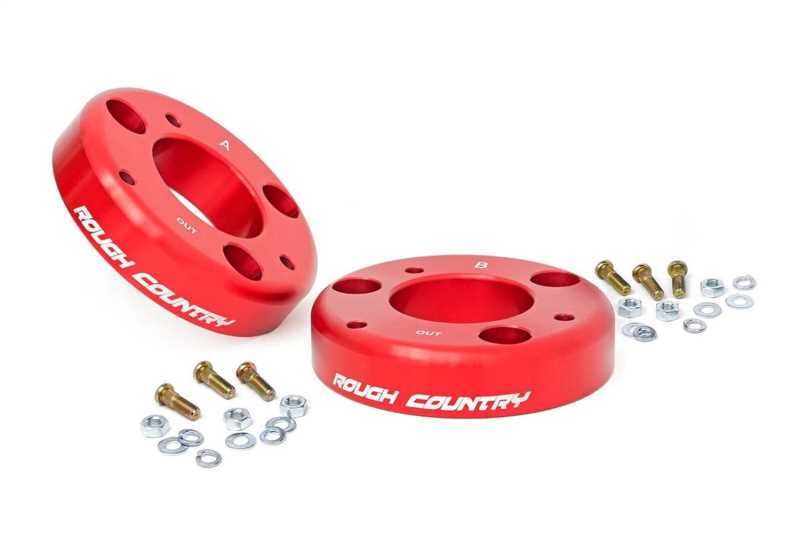 Front Leveling Kit 568RED