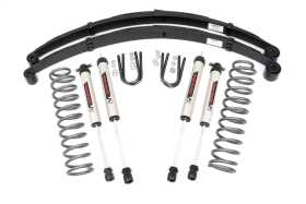 Series II Suspension Lift System w/Shocks