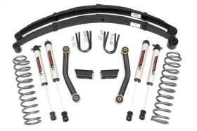 Series II Suspension Lift Kit 630X70