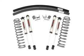 Series II Suspension Lift System w/Shocks 67070