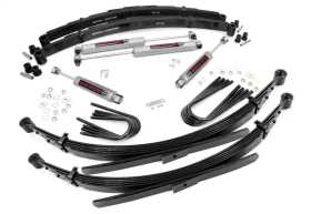 Suspension Lift Kit w/Shocks 18030