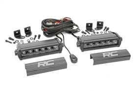 Cree Black Series LED Light Bar 70706BL