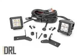 LED Lower Windshield Kit 70049DRLA