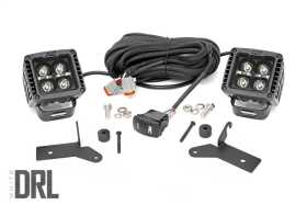 LED Lower Windshield Kit 70052DRL