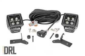 LED Lower Windshield Kit 70052DRLA