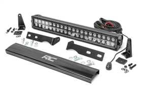 Hidden Bumper Black Series LED Light Bar Kit 70773