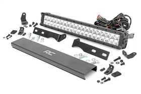 Hidden Bumper Chrome Series LED Light Bar Kit 70775