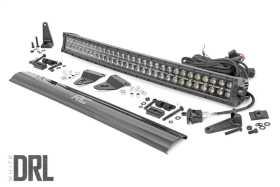 Hidden Bumper Chrome Series LED Light Bar Kit 70787