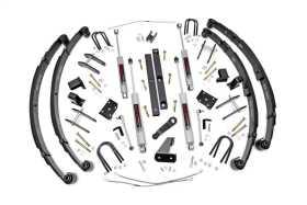 X-Series Suspension Lift Kit w/Shocks 617.20