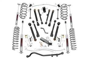 X-Series Suspension Lift Kit w/Shocks 66220