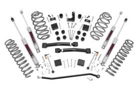 X-Series Suspension Lift Kit w/Shocks 639P
