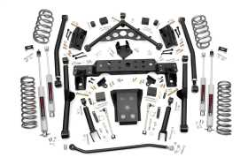 X-Series Long Arm Suspension Lift Kit w/Shocks