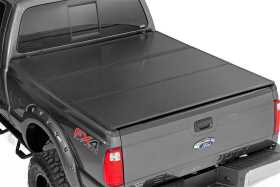 Hard Tri-Fold Tonneau Bed Cover 45599650