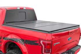 Hard Tri-Fold Tonneau Bed Cover 45509650